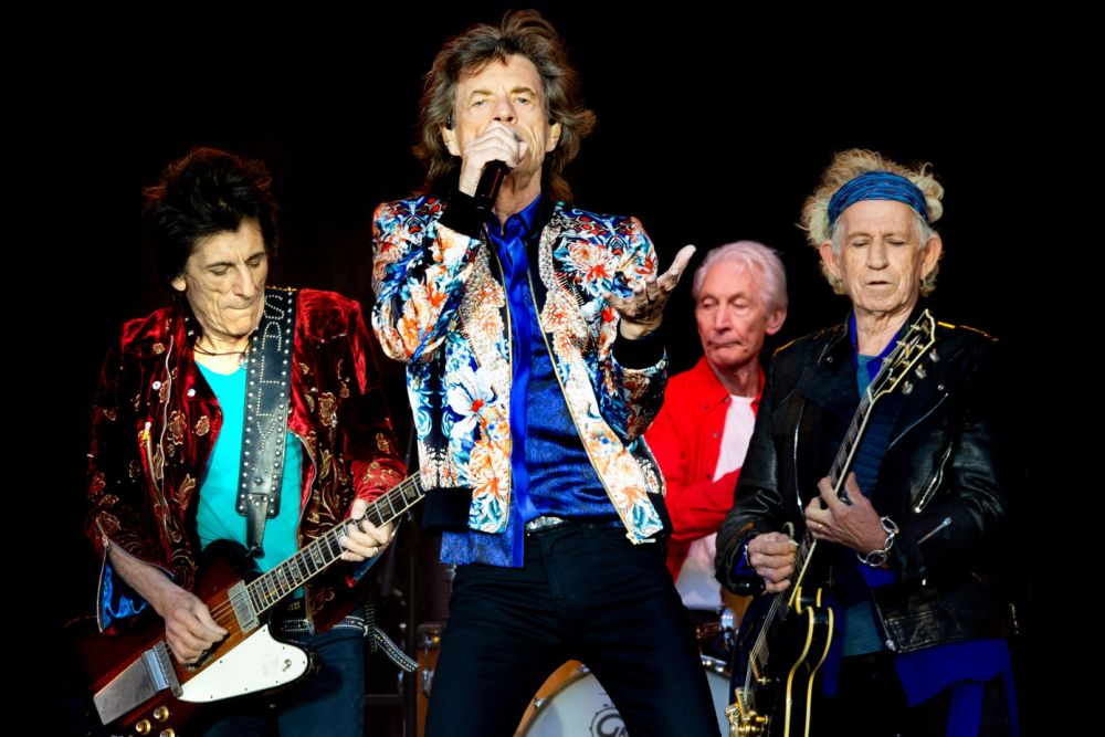 Wild Horses by Rolling Stones