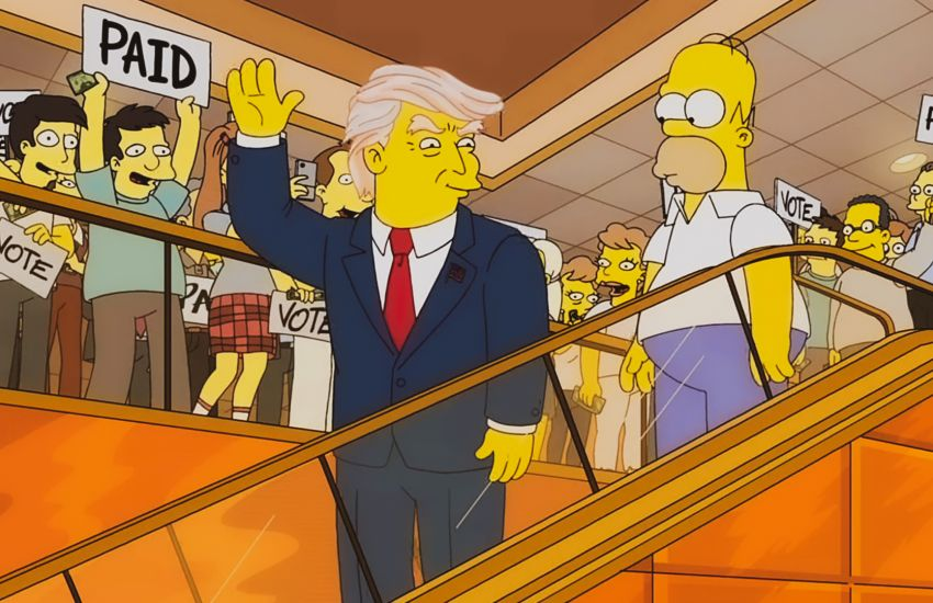 10 Simpsons' Prophecies Become Real So Far