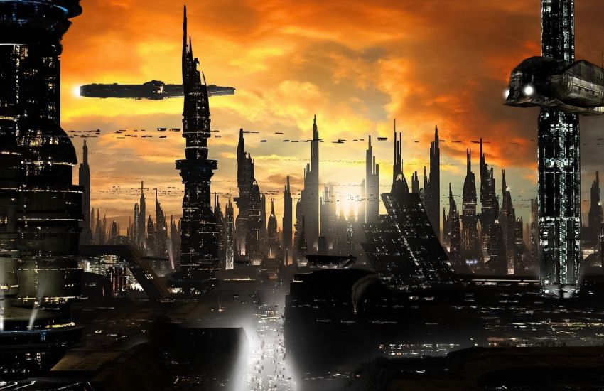 The 10 Most Influential Science-Fiction Writers