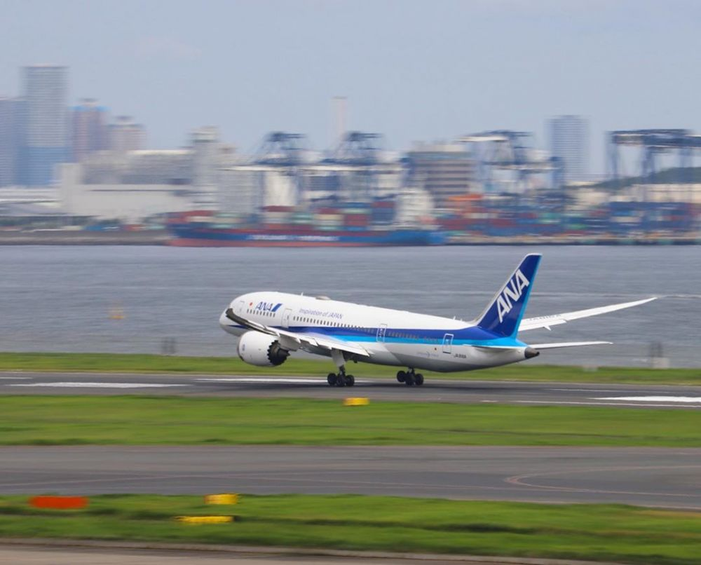 ANA ALL NIPPON AIRWAYS, JAPAN