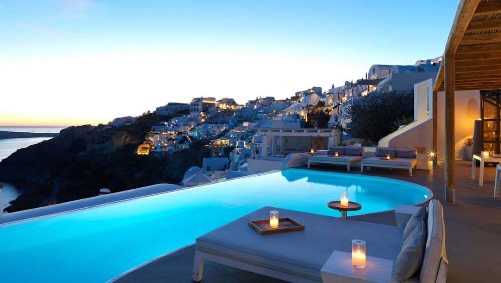 KATIKIES HOTEL, OAI / GREECE