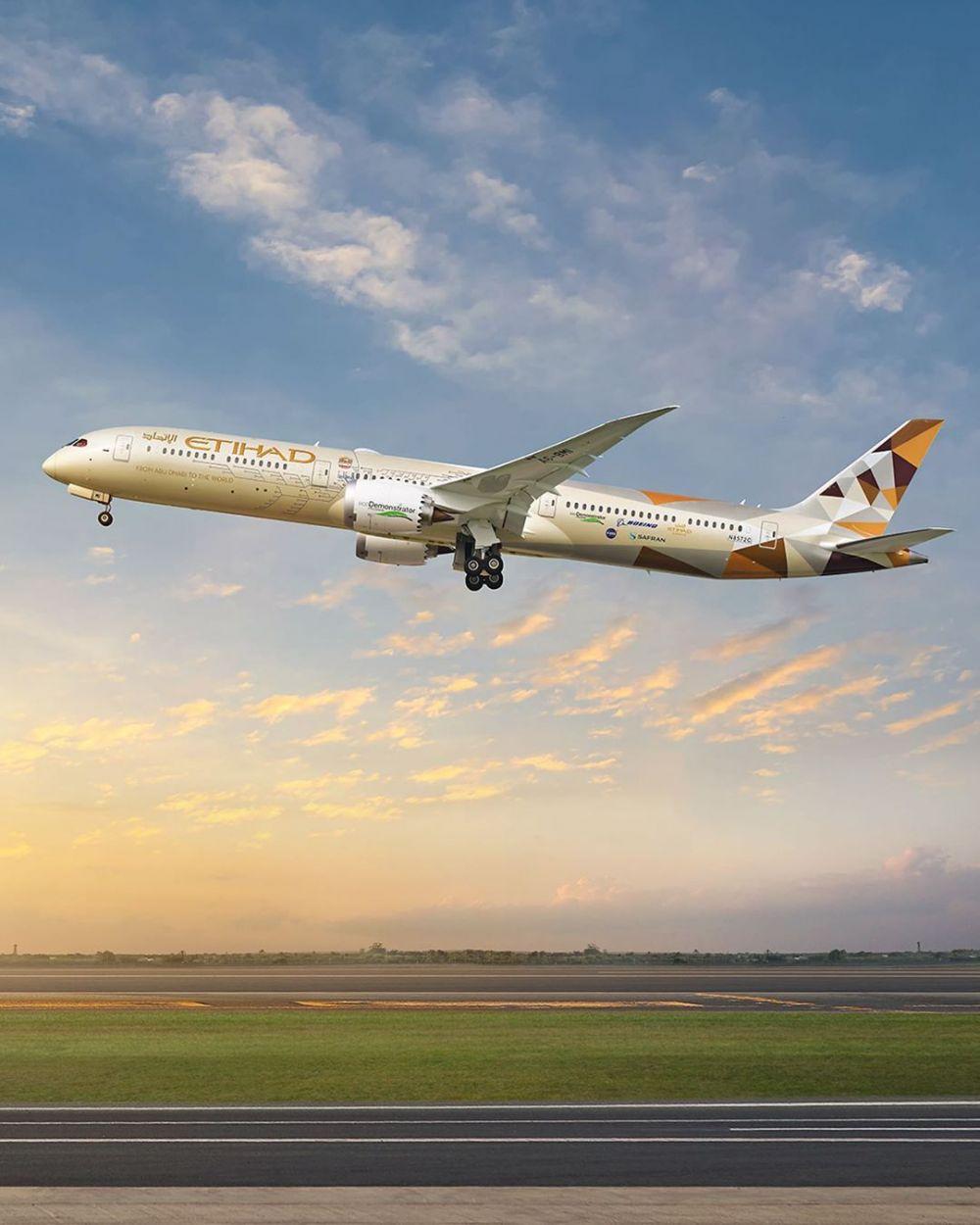 ETIHAD AIRWAYS, UAE
