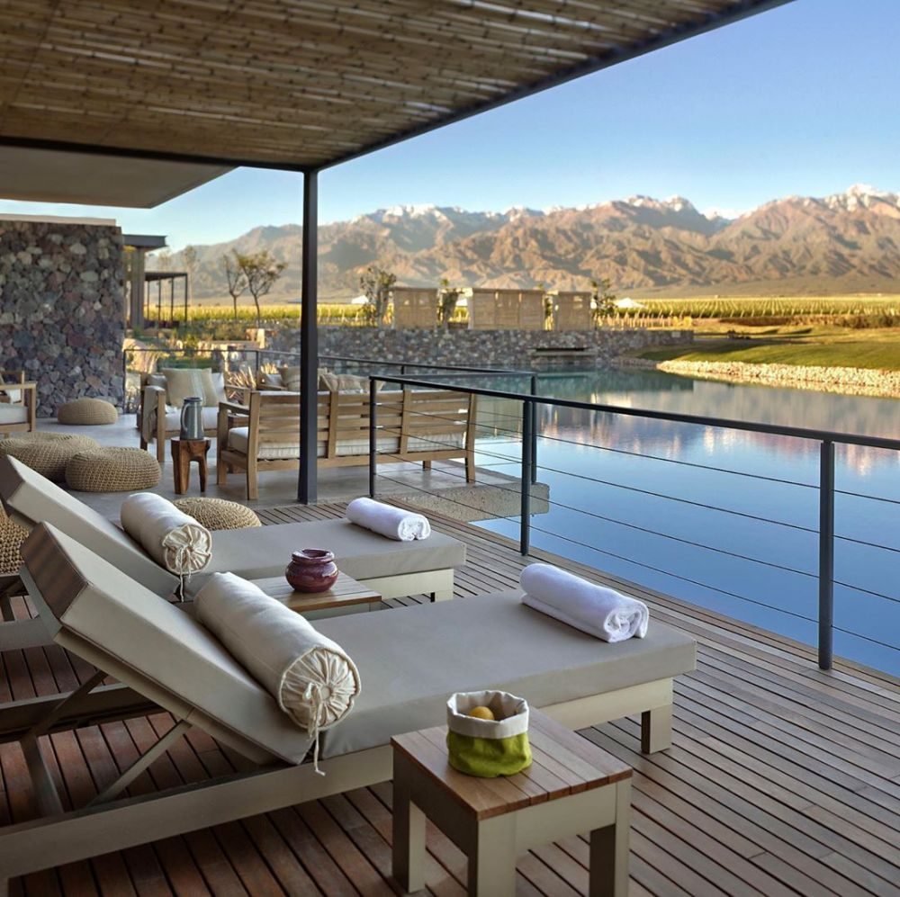 THE VINES RESORT & SPA, LOS SAUCES / ARGENTINA