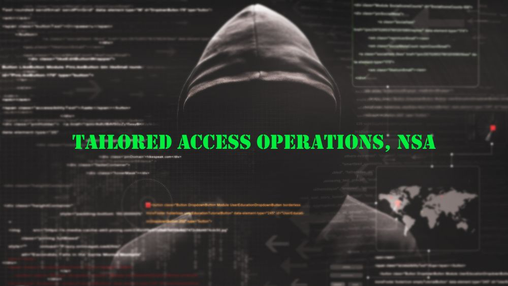 Tailored Access Operations, NSA