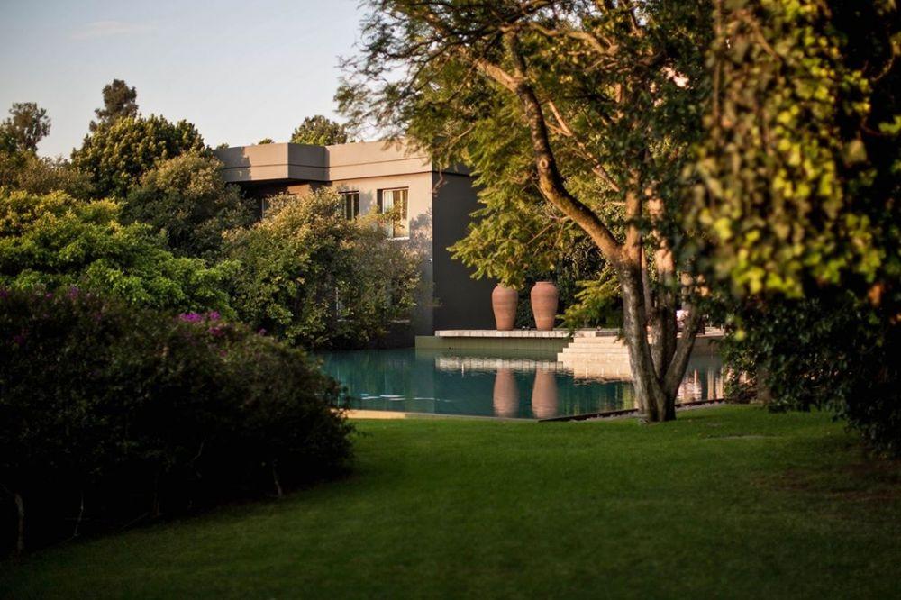 SAXON HOTEL VILLAS & SPA, SANDTON / SOUTH AFRICA