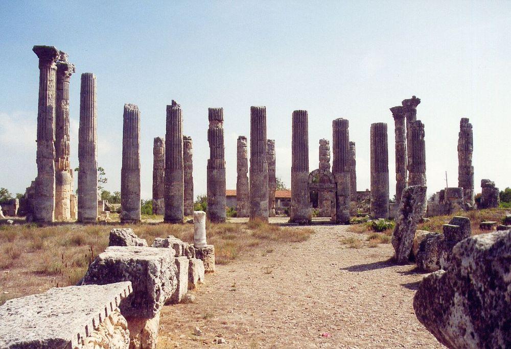 Synnada Ancient City