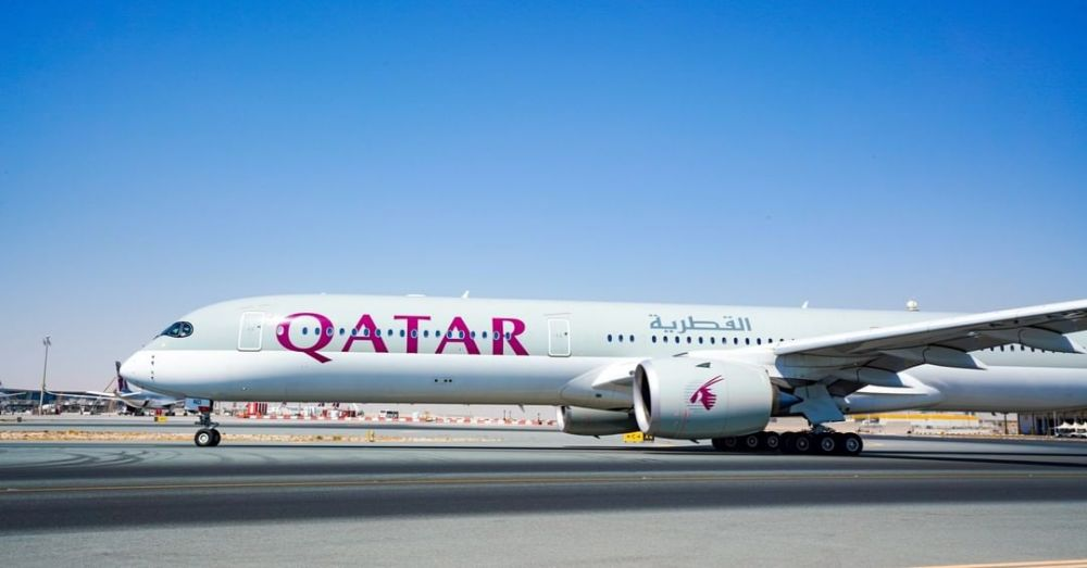 QATAR AIRWAYS, QATAR