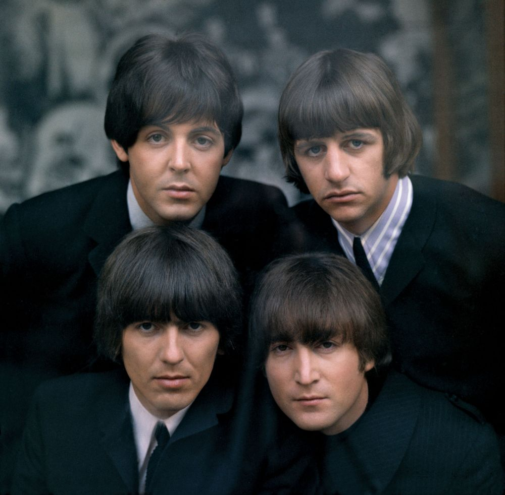 And I Love Her by The Beatles