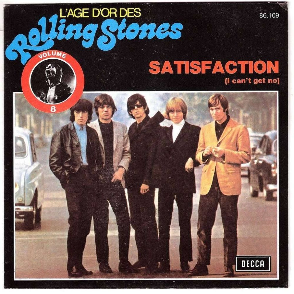 Satisfaction by Rolling Stones