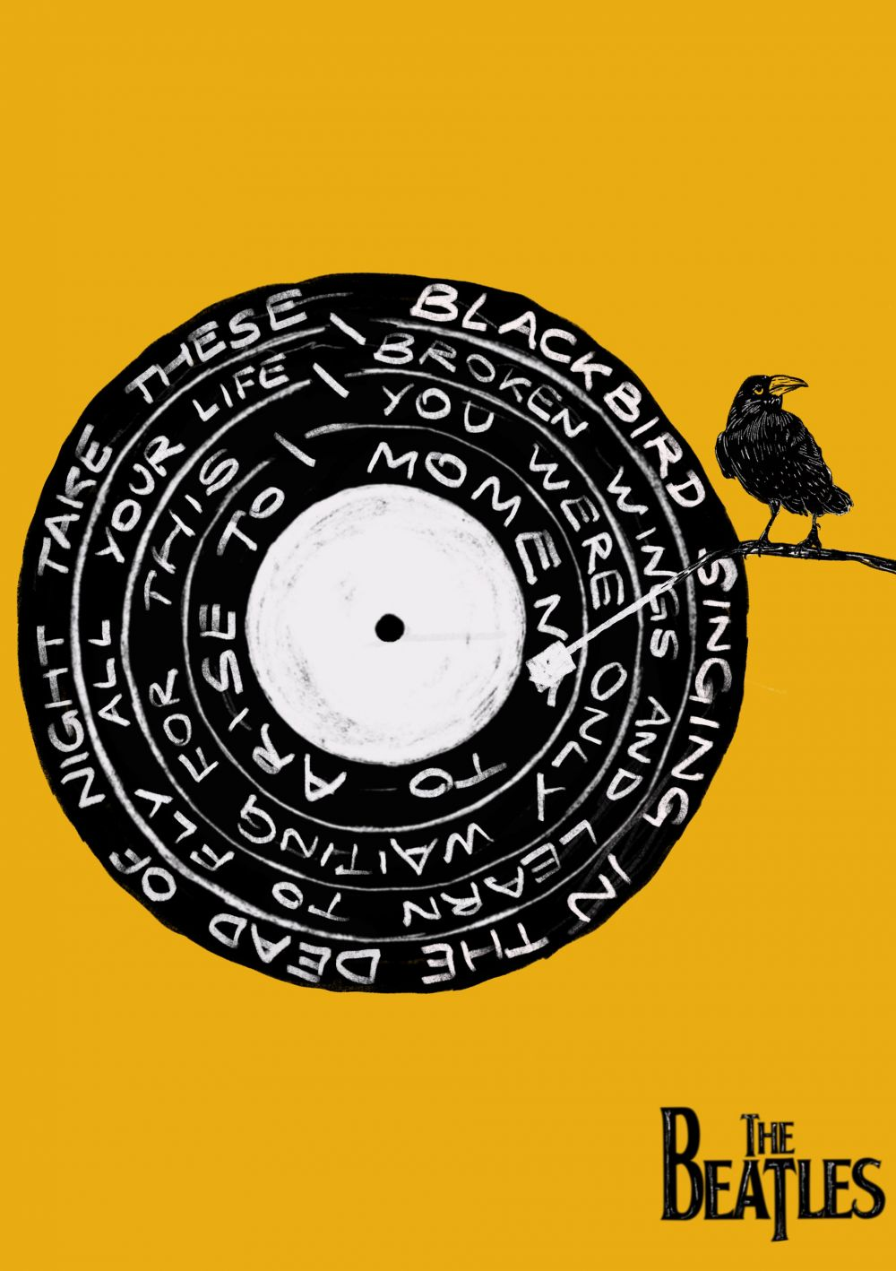 Blackbird by The Beatles