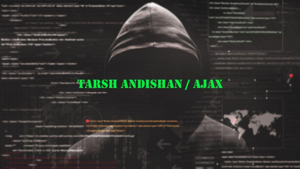 Tarsh Andishan / Ajax