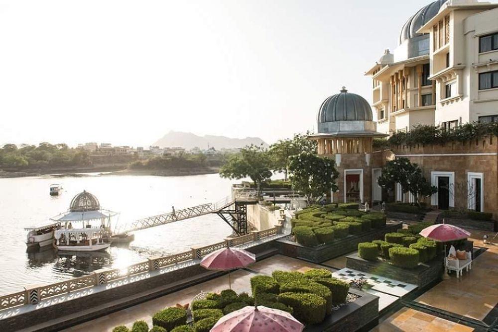 THE LEELA PALACE, UDAIPUR / INDIA