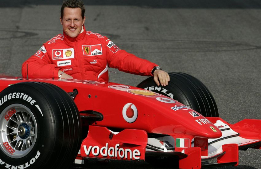 The 10 Best Formula Drivers Of All Time